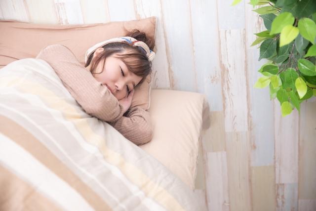 冷え性は身体が冷えて寝付けない等の悪影響をもたらします